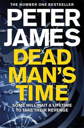 Peter James: Dead Man's Time: A Roy Grace Novel 9