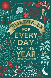 Allie Esiri: Shakespeare for Every Day of the Year