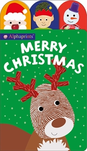 Roger Priddy: Alphaprints Merry Christmas