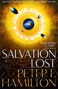Salvation Lost: Salvation Sequence Book 2