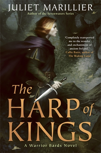 The Harp of Kings - Pan Macmillan AU