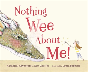 Kim Chaffee: Nothing Wee about Me!
