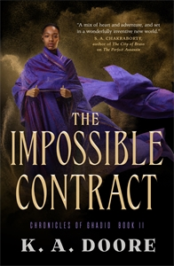 K. A. Doore: The Impossible Contract