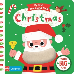 Campbell Books: Christmas: My Frist Touch and Find