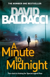 David Baldacci: A Minute to Midnight