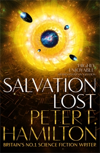 Peter F. Hamilton: Salvation Lost: Salvation Sequence Book 2