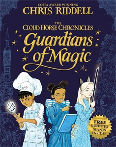 Chris Riddell: Guardians of Magic