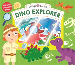 Roger Priddy: Let's Pretend Dino Explorer