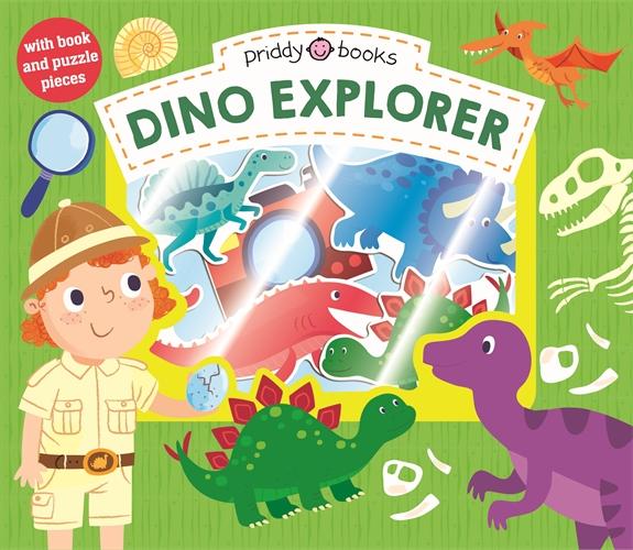 Roger Priddy: Let's Pretend Dino Explorer