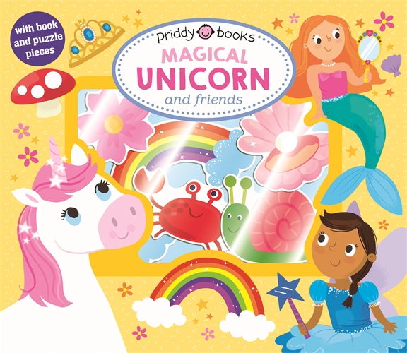 Roger Priddy: Let's Pretend Magical Unicorn & Friends