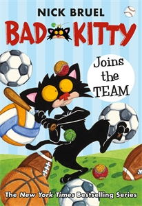 Nick Bruel: Bad Kitty Joins the Team