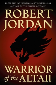 Robert Jordan: Warrior of the Altaii