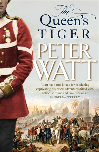 Peter Watt: The Queen's Tiger