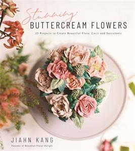 Jiahn Kang: Stunning Buttercream Flowers