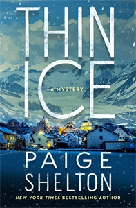 Paige Shelton: Thin Ice