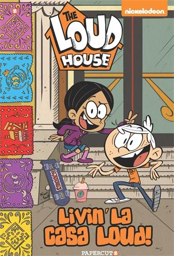The Loud House Creative Team: The Loud House #8