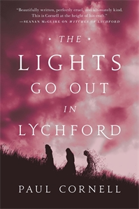 Paul Cornell: The Lights Go Out in Lychford