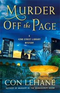 Con Lehane: Murder Off the Page