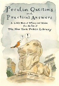 New York Public Library: Peculiar Questions and Practical Answers