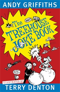Andy Griffiths: The Treehouse Joke Book