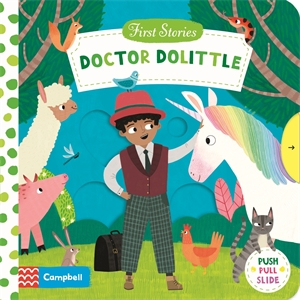 Campbell Books: Doctor Dolittle