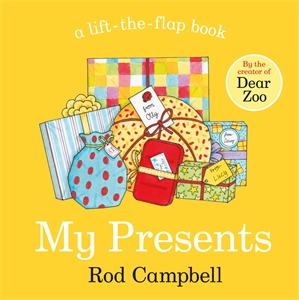 Rod Campbell: My Presents