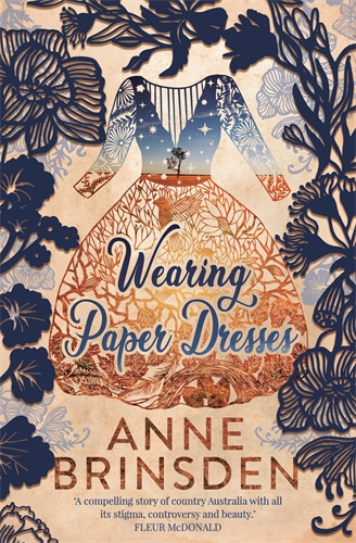 Anne Brinsden: Wearing Paper Dresses