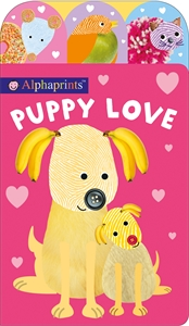 Roger Priddy: Alphaprints Puppy Love