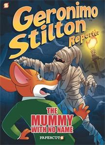 Geronimo Stilton: Geronimo Stilton Reporter #4