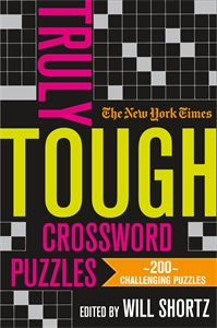 The New York Times: The New York Times Truly Tough Crossword Puzzles