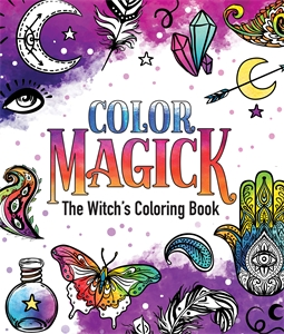 Raven Williams: Color Magick