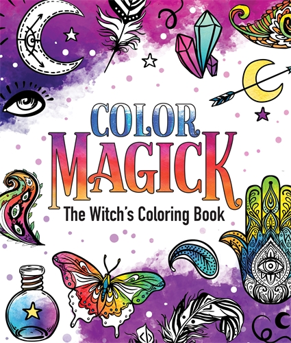 Raven Williams: Color Magick