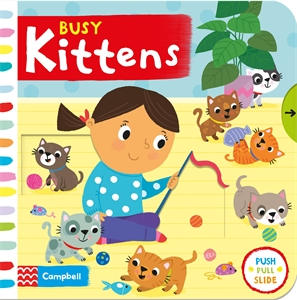 Campbell Books: Busy Kittens