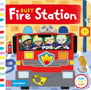 Campbell Books: Busy Fire Station