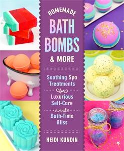 Heidi Kundin: Homemade Bath Bombs & More