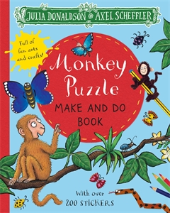 Julia Donaldson: Monkey Puzzle Make and Do