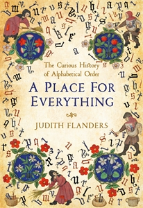 Judith Flanders: A Place For Everything