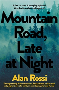 Alan Rossi: Mountain Road, Late at Night