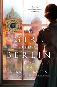 Ronald H Balson: The Girl from Berlin