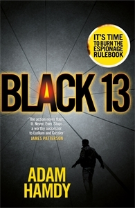 Adam Hamdy: Black 13: A Scott Pearce Novel 1