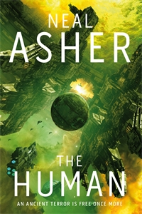 Neal Asher: The Human: The Rise of the Jain 3
