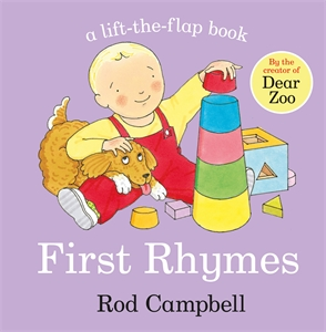 Rod Campbell: First Rhymes