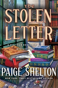 Paige Shelton: The Stolen Letter