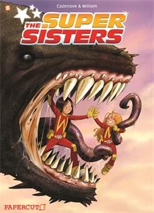 Christophe Cazenove: Super Sisters