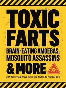 Editors of Media Lab Books: Toxic Farts, Brain-Eating Amoebas, Mosquito Assassins & More