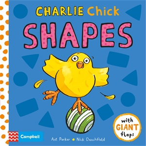 Nick Denchfield: Charlie Chick Shapes