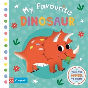 Campbell Books: My Favourite Dinosaur