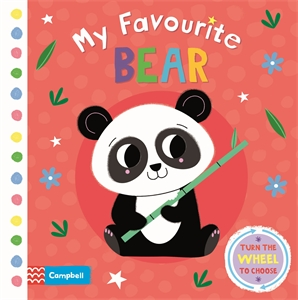 Campbell Books: My Favourite Bear