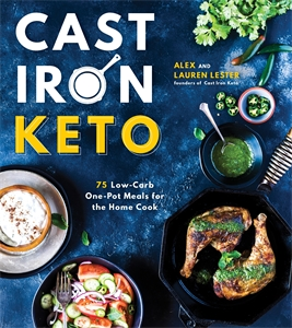 Lauren Lester: Cast Iron Keto