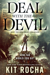 Kit Rocha: Deal with the Devil